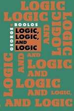 Logic, Logic & Logic (Paper)