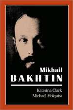 Mikhail Bakhtin (Paper)