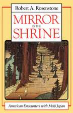 Mirror in the Shrine – American Encounters with Meiji Japan (Paper)