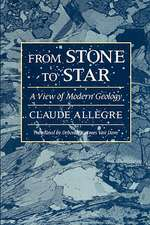 From Stone to Star – A View of Modern Geology (Paper)