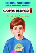 Marvin Redpost #8:  A Magic Crystal?