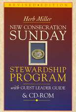 New Consecration Sunday: Stewardship Program and Guest Leader Guide