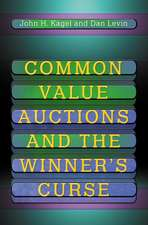 Common Value Auctions and the Winner`s Curse