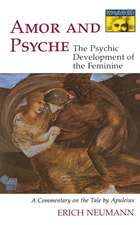 Amor and Psyche – The Psychic Development of the Feminine: A Commentary on the Tale by Apuleius. (Mythos Series)