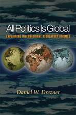 All Politics Is Global – Explaining International Regulatory Regimes