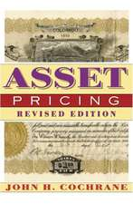Asset Pricing – Revised Edition