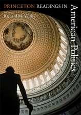 Princeton Readings in American Politics