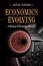 Economics Evolving – A History of Economic Thought