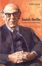 Isaiah Berlin – An Interpretation of His Thought