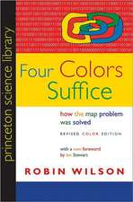 Four Colors Suffice – How the Map Problem Was Solved – Revised Color Edition