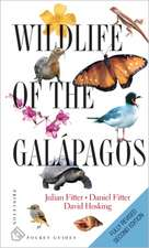 Wildlife of the Galápagos – Second Edition