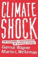Climate Shock – The Economic Consequences of a Hotter Planet