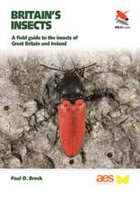 Britain`s Insects – A Field Guide to the Insects of Great Britain and Ireland