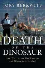 Death of the Dinosaur