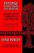 Scarecrow Terror in Las Milpas