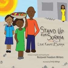 Stand Up for Soraya