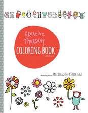Creative Thursday Coloring Book