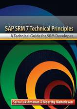 SAP Srm7 Technical Principles