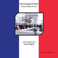 Irwin Quagmire Wart Travels to Paris, France