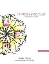 Floral Mandalas Volume 4