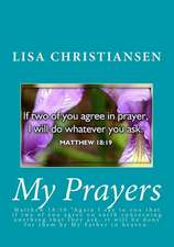My Prayers
