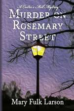 Murder on Rosemary Street
