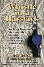 Whistle in a Haystack