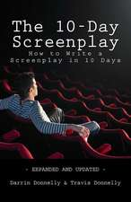 The 10-Day Screenplay