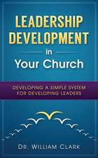Leadership Development in Your Church