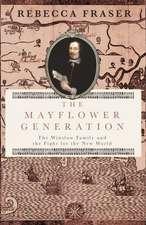 Fraser, R: Mayflower Generation