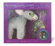 Grinny Granny Book and Toy