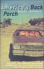 Jeffreys, D: America's Back Porch
