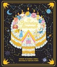 Saunders, C: The Birthday Almanac