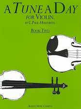 A Tune a Day for Violin Book Two