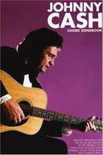 Johnny Cash Chord Songbook Lyrics and Chords Book