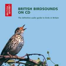 British Bird Sounds on CD:  Solo Violin