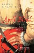 Martines, L: April Blood