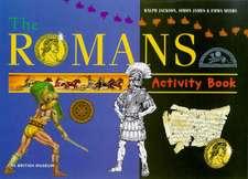 The Romans Activity Book