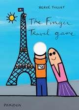 The Finger Travel Game