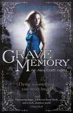 Grave Memory: Urban Fantasy