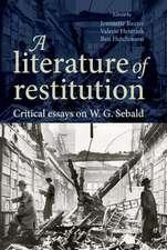 A Literature of Restitution
