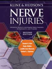 Kline and Hudson's Nerve Injuries: Operative Results for Major Nerve Injuries, Entrapments and Tumors