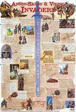 Anglo-Saxon and Viking Invaders