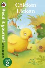 Chicken Licken - Read it yourself with Ladybird: Level 2
