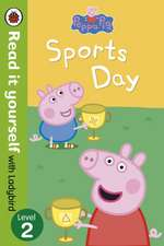 Peppa Pig, Sports Day, Read it yourself with Ladybird