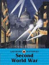Ladybird Histories: Second World War