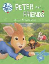 Peter and Friends Sticker Activity Book