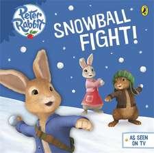 Peter Rabbit Animation: Snowball Fight!