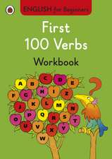 First 100 Verbs workbook