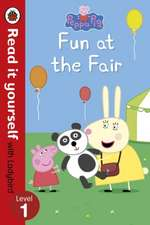 Peppa Pig Fun at the Fair - Read it yourself with Ladybird